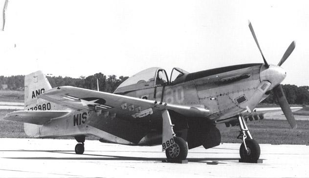 1948 F-51 Mustang