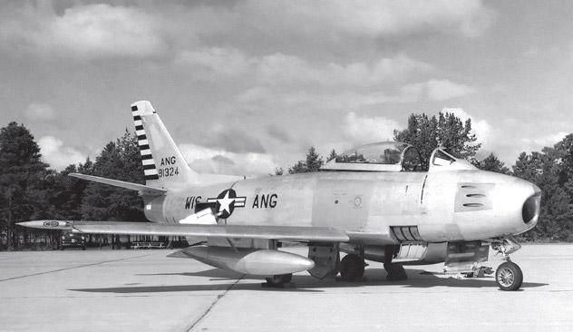 1953 F-86 Sabre