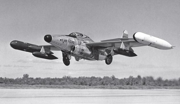 1955 F-89 Scorpion