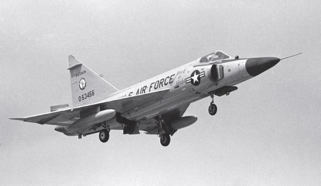 1965 F102 Delta Dart