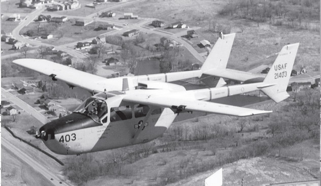 1974 O-2 Skymaster
